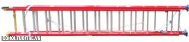Các loại thang nhôm điện lực được ưa chuộng
