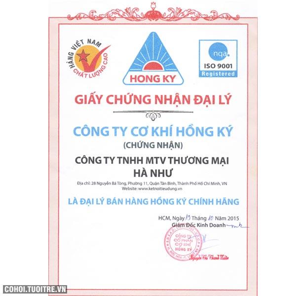 Máy hàn que điện tử Hồng Ký HK 200A giá tốt