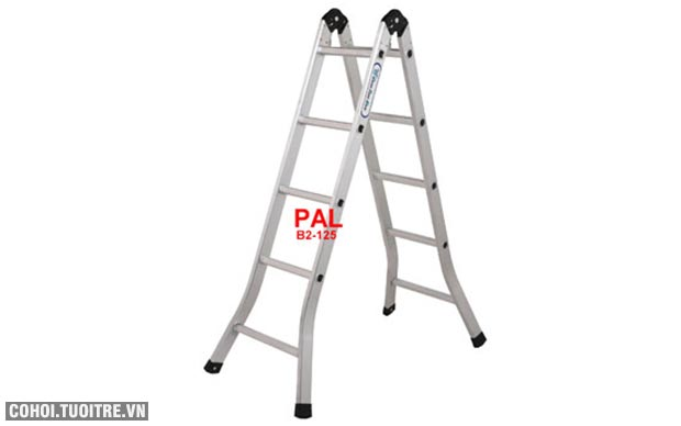 Thang nhôm chữ A Pal B2 165 chất lượng, giá cực rẻ