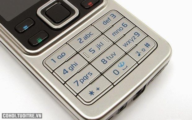 Điện thoại Nokia 6300 (máy cũ thay vỏ)