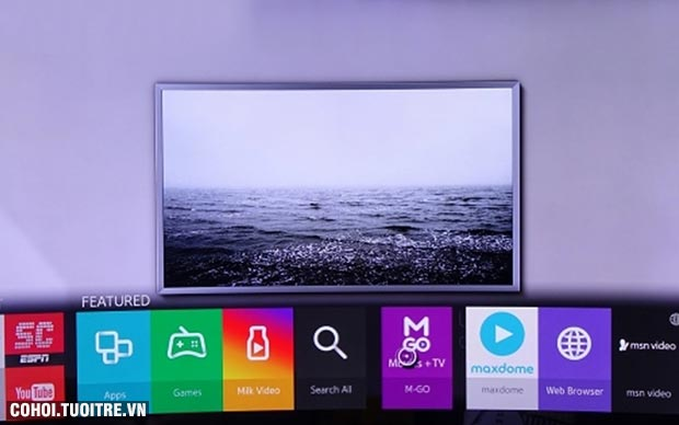 Smart TV Samsung UA43J5520 AKXXV