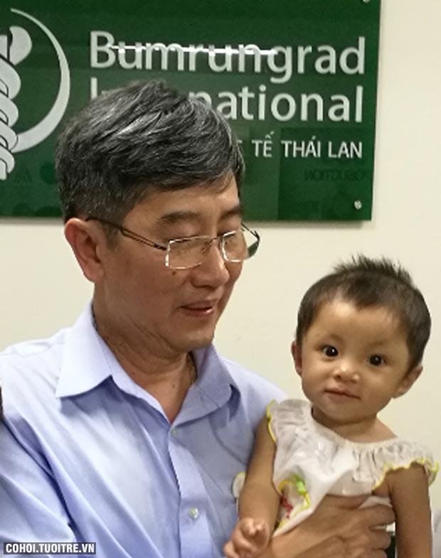Phẫu thuật bệnh tim bẩm sinh cho người nghèo ở Việt Nam