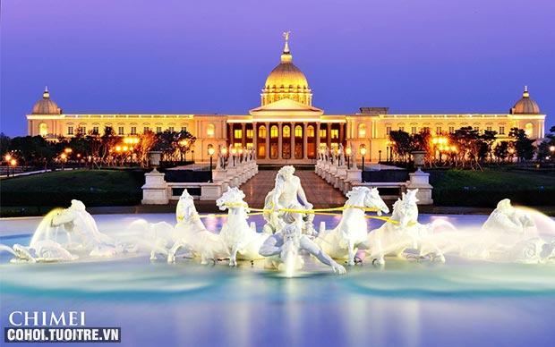 Du lịch Đài Loan 5N4Đ