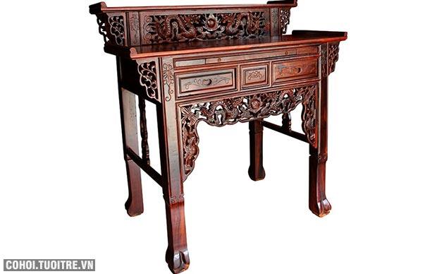 Bàn thờ, bàn thờ gia tiên, bàn thờ Phật các loại