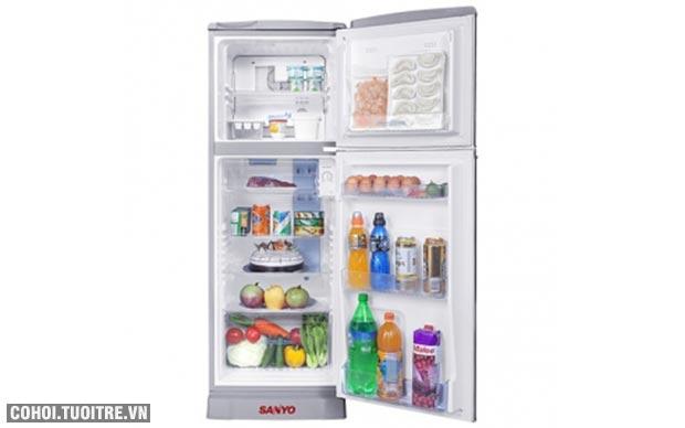 Tủ lạnh SANYO 150 Lít SR-165RN (SG)