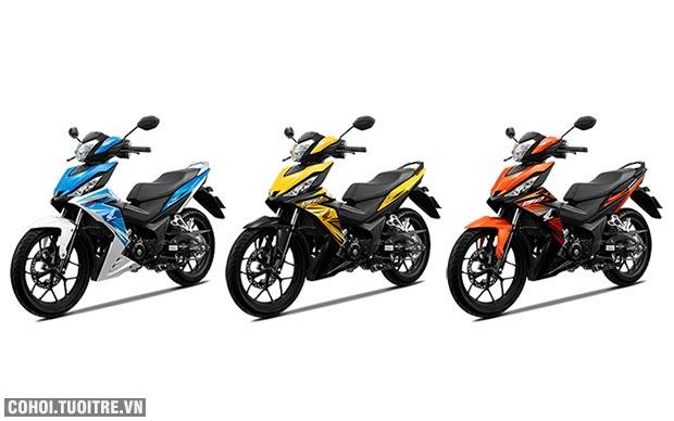 Khuyến mãi ưu đãi riêng cho khách hàng mua WINNER 150cc