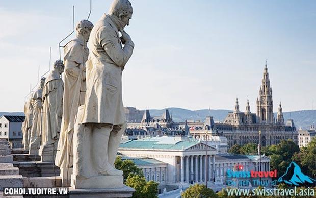 Du lịch Thụy Sĩ, Đức, Áo, CH Séc, Hungary