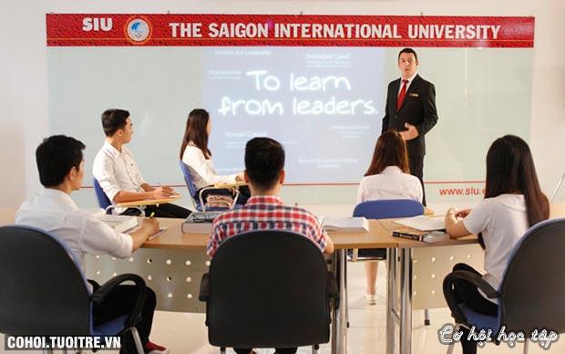 Trở thành nhà quản trị tài năng với bằng MBA chuẩn Hoa Kỳ