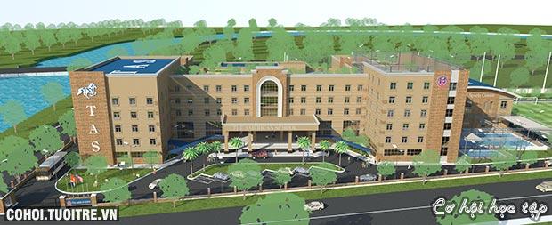 TAS ký kết thỏa thuận về việc xây dựng cơ sở TAS mới