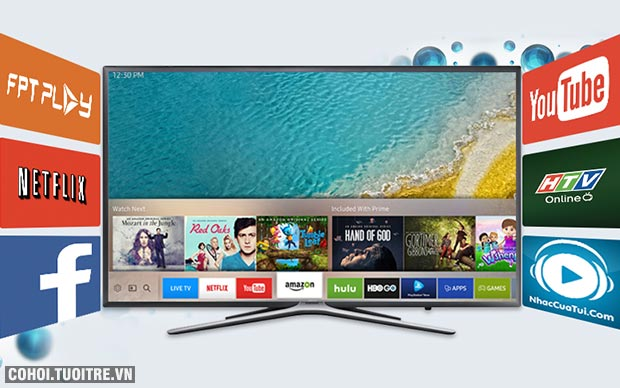 Smart TV Samsung UA43K5500 AKXXV 43 inches