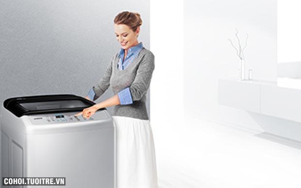 Máy giặt Samsung 7,2 KG WA 72H4000SW