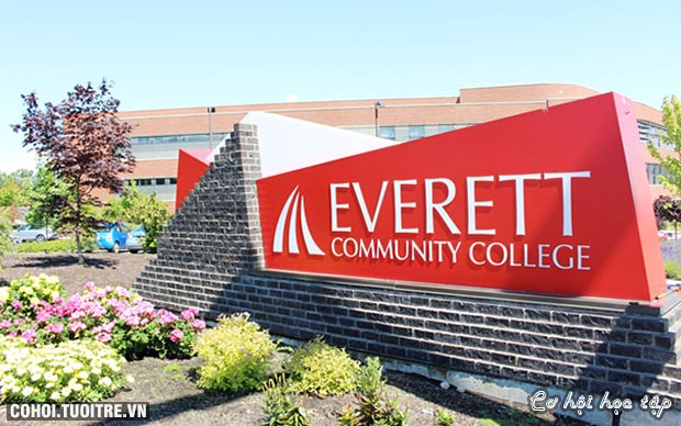 Hội thảo trường cao đẳng Everett Community College