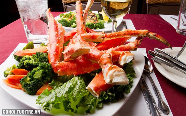 Trải nghiệm ẩm thực hảo hạng tại Lotte Legend Hotel