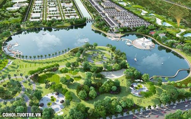 Dự án đất nền Bella Vista