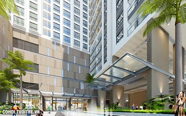 Thêm cơ hội mua căn hộ The GoldView lãi suất 0%