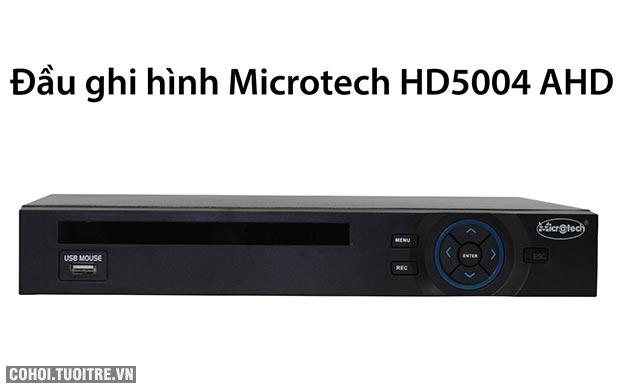 Bộ kit camera Microtech 5004AHD-A