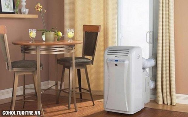 Máy lạnh di động - giải pháp làm mát siêu tiết kiệm