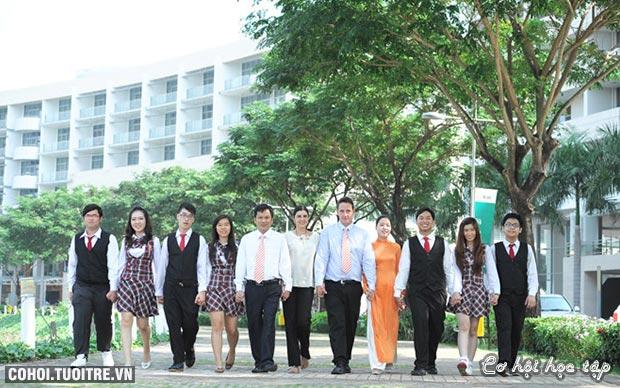 APC chào đón học sinh đầu cấp trong năm học mới