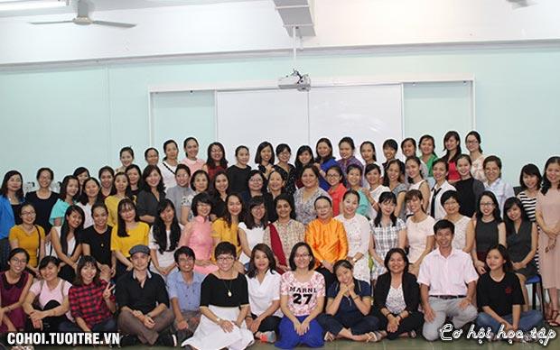 Khóa đào tạo giáo viên cấp Casa 3 - 6 của hiệp hội Montessori