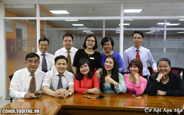 Chương trình TS UEF, nâng tầm nghề nghiệp của NQL cấp cao