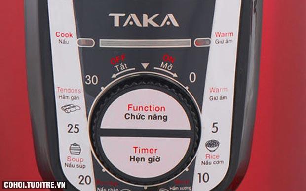 Nồi áp suất Taka TKE258