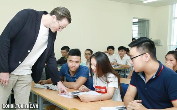 Thêm cơ hội vào đại học bằng học bạ tại UEF đến 31-7