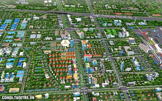Cơ hội đầu tư tích lũy với Airlink City