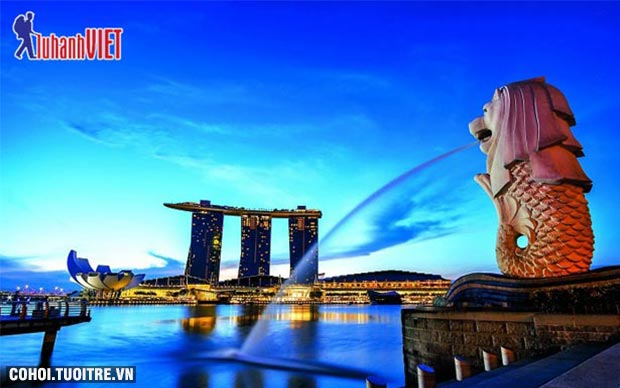 Tour Malaysia - Singapore khuyến mãi chỉ từ 7,9 triệu