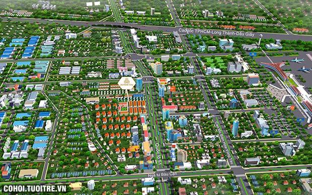 Airlink City gây sốc thị trường Đồng Nai