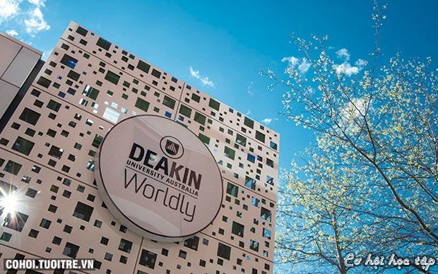 Cử nhân truyền thông chuyên ngành báo chí - ĐH Deakin (Úc)