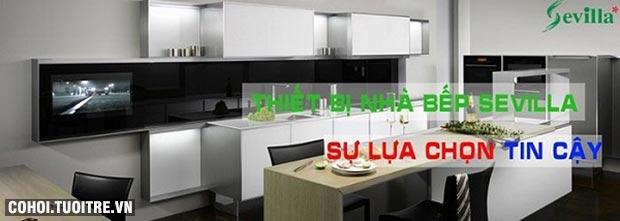 Bếp điện từ đôi hồng ngoại cảm ứng Sevilla SV-289TS
