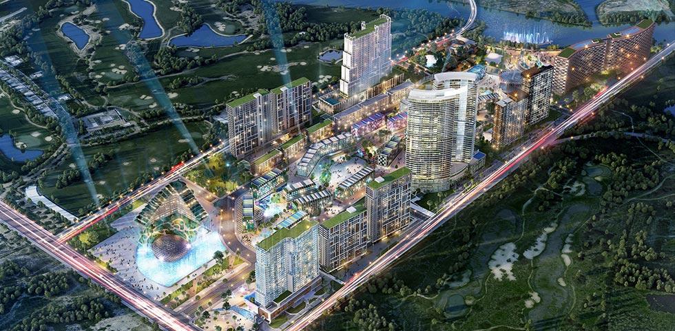 Tổ hợp giải trí 11.000 tỉ tại Đà Nẵng hiện tại ra sao