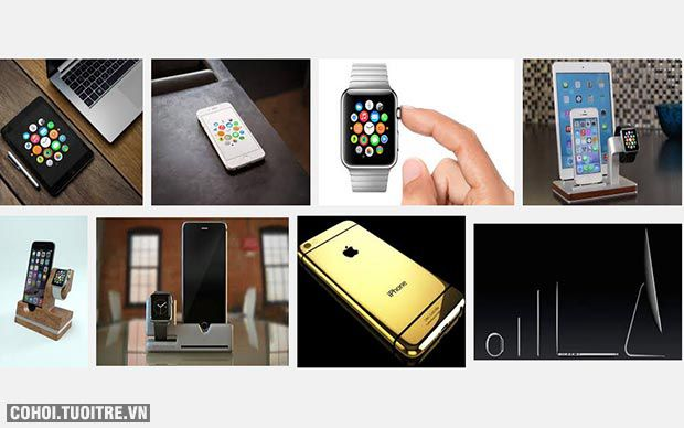 Thu mua sản phẩm công nghệ của Apple giá cao