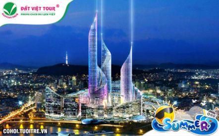 Tour du lịch Seoul, Đảo Nami, Công viên Eveland 5N4Đ