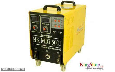 Máy hàn điện tử Hồng Ký HK MIG 500I-IGBT