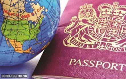 Hướng dẫn thủ tục xin visa du lịch Anh