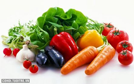 Sở hữu một vườn rau sạch cho sức khỏe gia đình