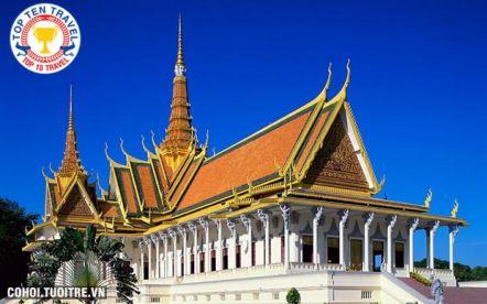 Du lịch Campuchia: Đảo Kohrong và Cao nguyên Bokor