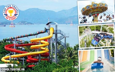 Tour Nha Trang - Biển đảo - Bãi Dài - Vinpearl Land