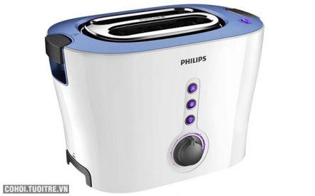 Máy nướng bánh mì sandwich Philips HD2630