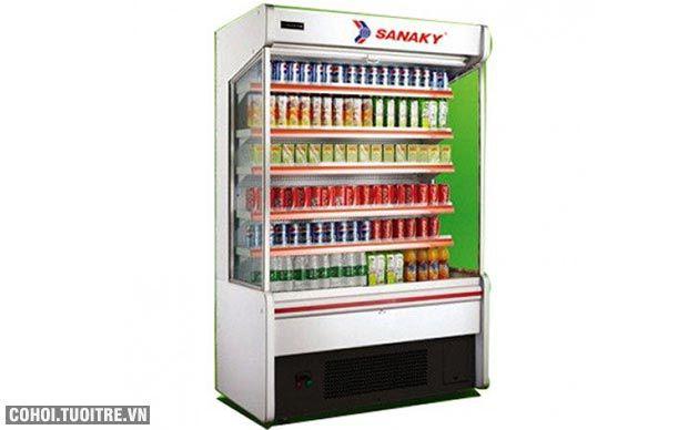 Tủ mát siêu thị Sanaky VH-15HP