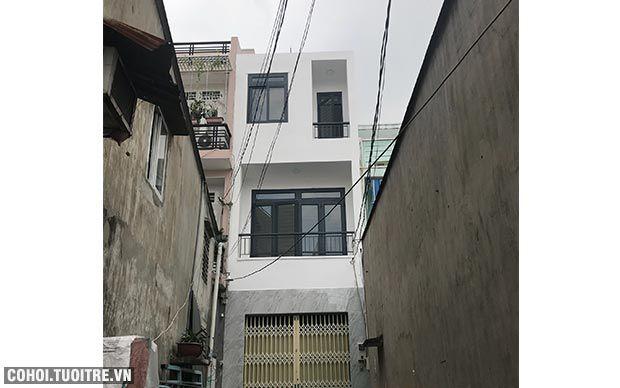 Sang nhà ngay cổng sân bay sắp mở tại Q.Tân Bình