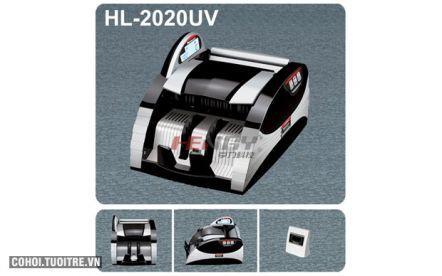 Máy đếm tiền Henry HL-2020UV