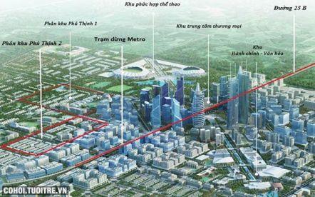 Khu đô thị Đông Sài Gòn, thời cơ cho những giấc mơ