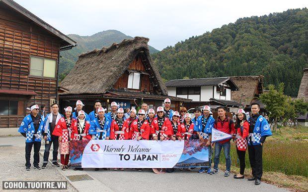Chùm tour hè Nhật Bản giá chỉ từ 21,9 triệu đồng