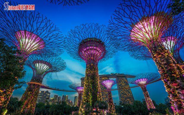Chùm tour Singapore, Malaysia, Indonesia chỉ từ 6,9 triệu đồng