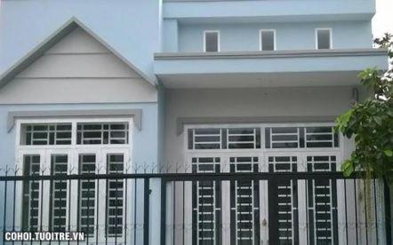 Nhà trệt gác lửng hẻm 8m đường Phạm Văn Hai Tân Bình