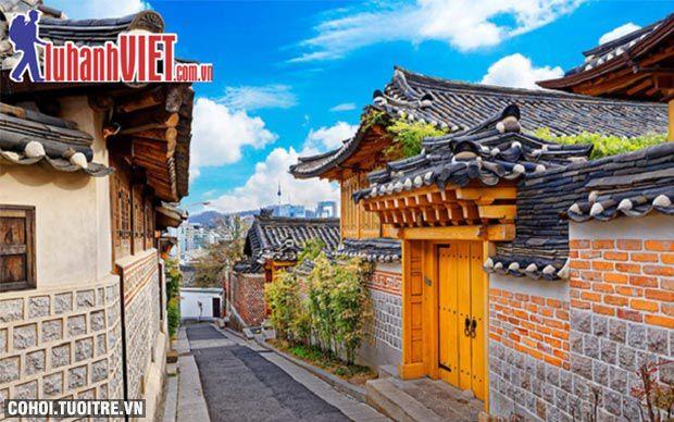 Tour liên tuyến Trung - Hàn 7 ngày từ 16,49 triệu