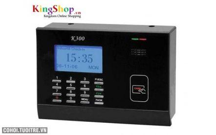Máy chấm công bằng thẻ cảm ứng Ronald Jack K300