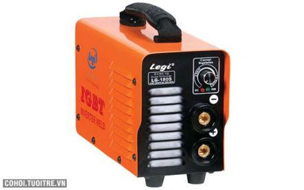 Máy hàn điện tử Legi LG-180S công nghệ Hàn Quốc